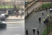 İngiltere'de Parlamento binası önünde terör saldırısı