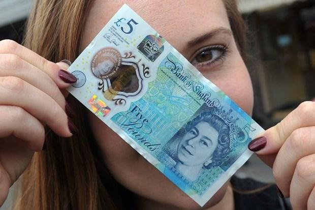 KKTC Merkez Bankası'ndan 5 İngiliz Sterlini uyarısı