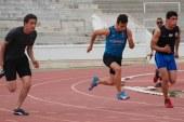 Atletler ferdi yarışıyor