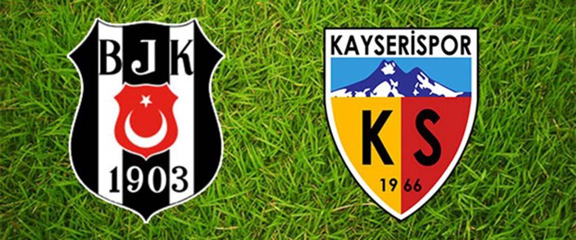 Beşiktaş Kayserispor