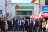 CTP Lefke ilçe binası açıldı