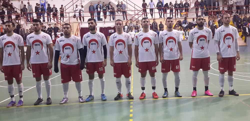 DAÜ Uluslararası Futsal Turnuvası (