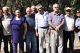Lefkeliler, Avustralya'da özlem giderdi