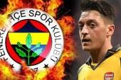 Mesut Özil'den flaş transfer açıklaması!