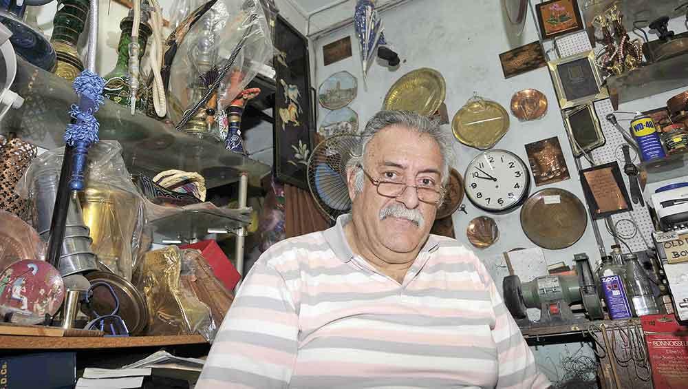 """Photo of """"Ben diplomalı saat tamircisiyim"""""""