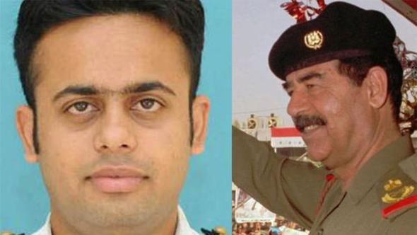 Saddam Hüseyin iş bulamıyor