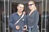 Serdar ve Chloe'ye 600 bin dolarlık talih kuşu