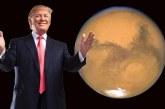 Trump'tan Mars onayı