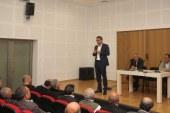 Tufan Erhürman Bölge Toplantısında Konuştu