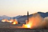Kuzey Kore bu sabah füze fırlattı