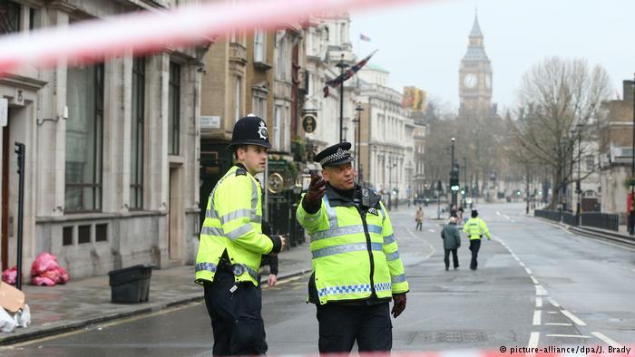 Photo of İngiltere'deki terör saldırısını DAEŞ üstlendi!