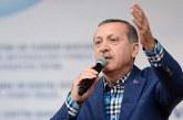 TC Cumhurbaşkanı Erdoğan: Faşistsiniz, faşist