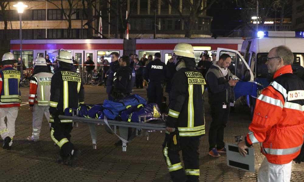 Photo of Almanya'da baltalı saldırı