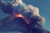 Rusya'daki yanardağ 200 yıllık uykusundan uyandı