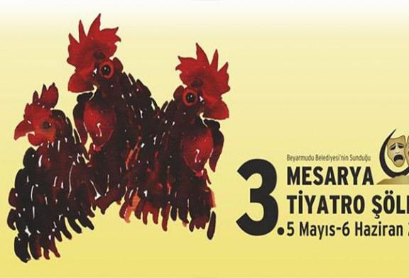 3. Mesarya Tiyatro Şöleni