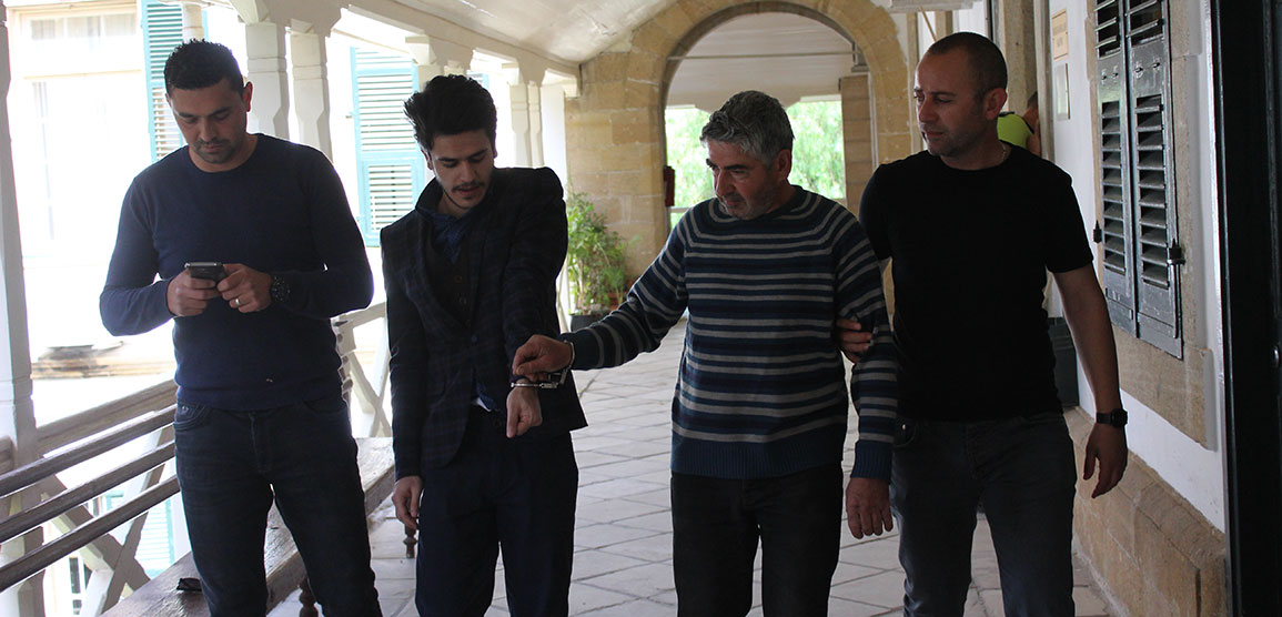 Aykut Tarkuç ve Nasıh Bahaaldin Muhealddin