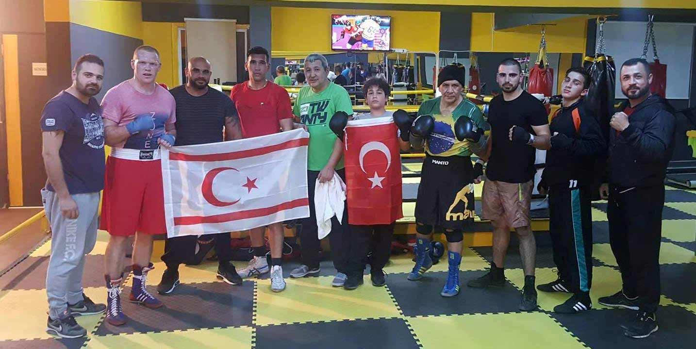 Photo of Boksçularımız tarihi maça hazır