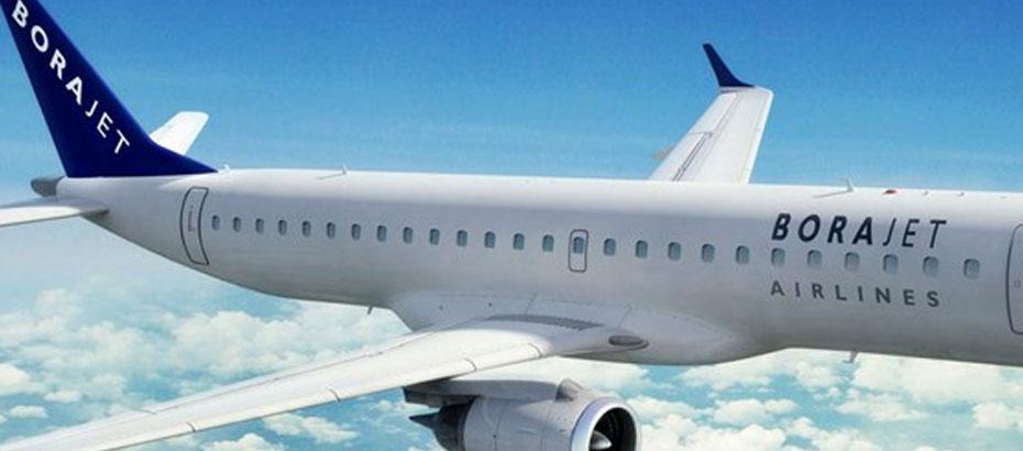 Photo of Borajet uçuşlarına ara verdi
