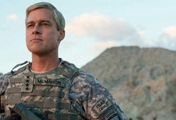 Brad Pitt'in 'War Machine' filmi vizyona geliyor