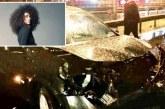 Dilan Çıtak, trafik kazası geçirdi
