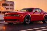 Yeni Dodge Challenger SRT New York'ta tanıtıldı