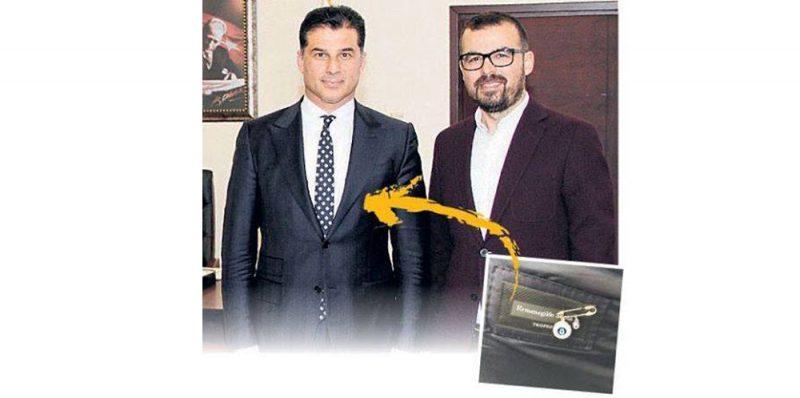 """Photo of Başbakan'ı """"boncuk"""" koruyor"""