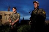 ABD askeri YPG ile nöbette