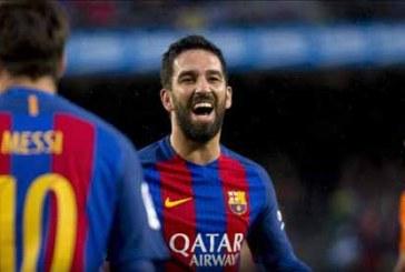 Barcelona, Osasuna'yı 7-1 malup etti