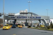 Atatürk Havalimanı'nda korku dolu anlar
