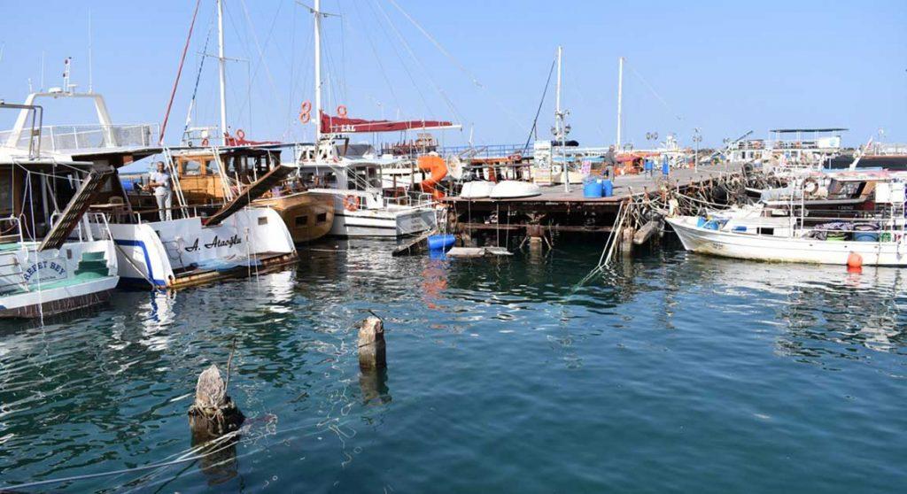 balıkçı limanı