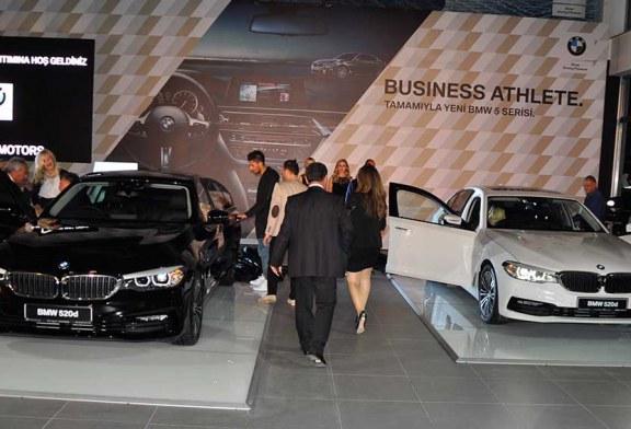 Yeni BMW 5 Serisi, Dünya ile eş zamanlı Kıbrıs'ta
