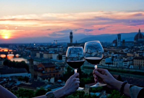 İtalya'nın şarap cenneti Toskana Bölgesinin Başkenti: Floransa