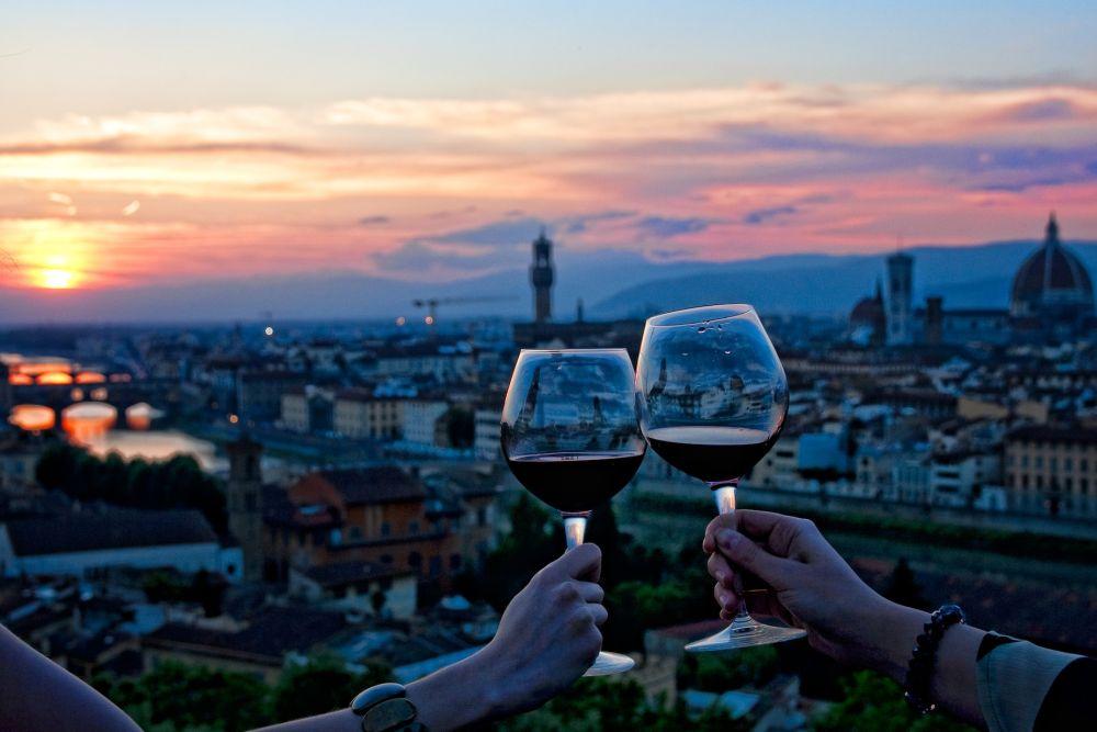 Photo of İtalya'nın şarap cenneti Toskana Bölgesinin Başkenti: Floransa