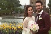 Milli futbolcu Hakan Çalhanoğlu evlendi