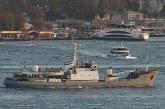 Rus askeri gemisi battı