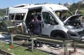 İstanbul'da minibüste patlama