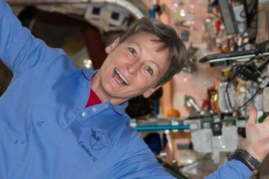 Peggy Whitson'dan uzayda yeni rekor
