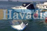 İskele Çöktü, Tekneler Suya Gömüldü