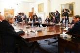Anastasiadis Ulusal Konsey'i bilgilendirdi