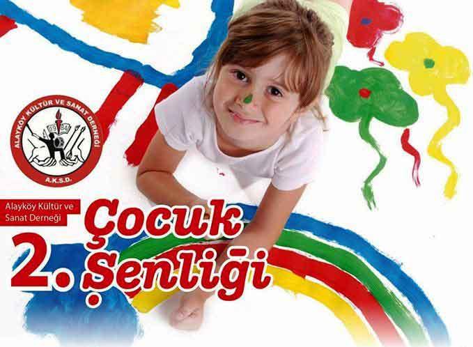 """""""Dünya Çocuk Günü"""" dolayısıyla şenlik düzenlenecek"""