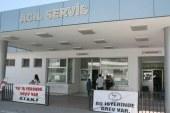 3 Sendikadan Girne Akçiçek Hastanesi'nde ortak eylem