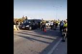 Taksi yayaya çarptı! 1 ölü…