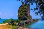 Korkunç geçmişe sahip cennet ada!