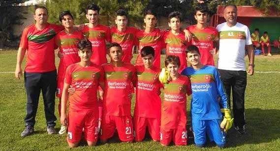 Photo of Baf ve Çetinkaya  yarı finalde