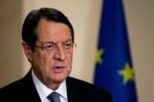 Anastasiadis: Kıbrıs'ın birleşmesi konusunda yeni referandum yapabiliriz