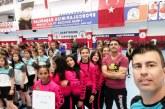Demokrasi kızları  Antalya'da esiyor