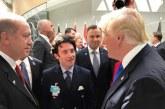 Erdoğan NATO liderleriyle görüştü