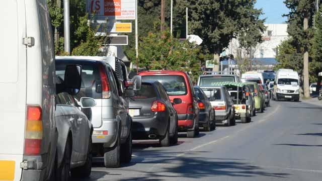 girne trafik