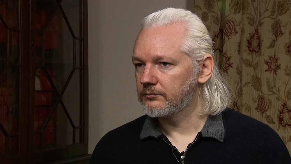 Assange'ın tecavüz davası düşürüldü