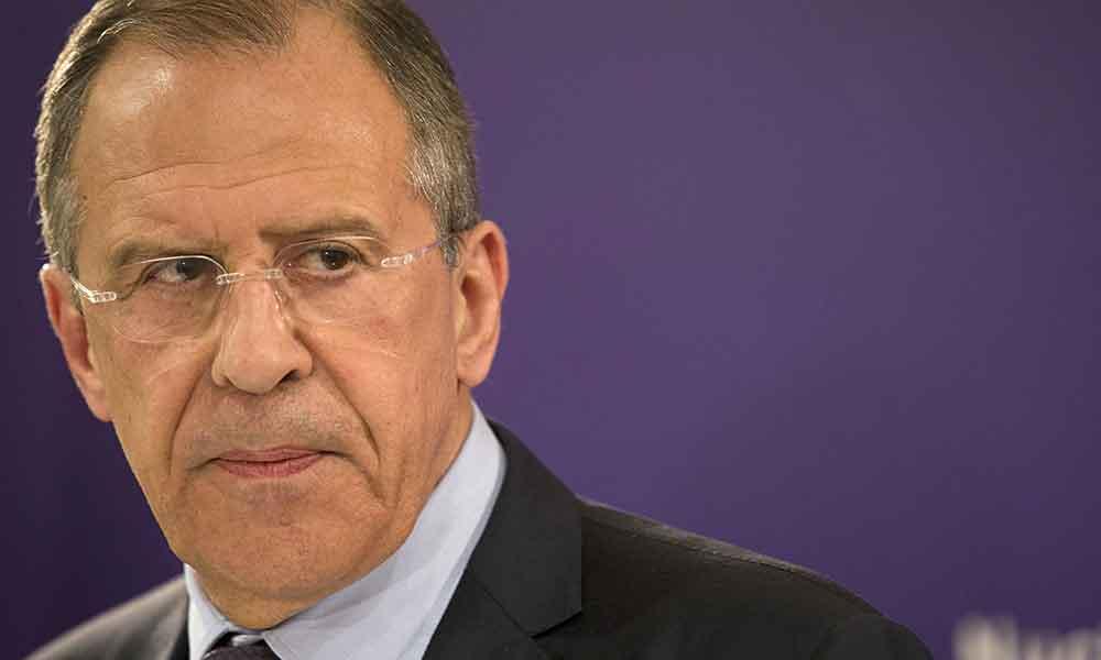 Lavrov, Anastasiadis ile görüştü